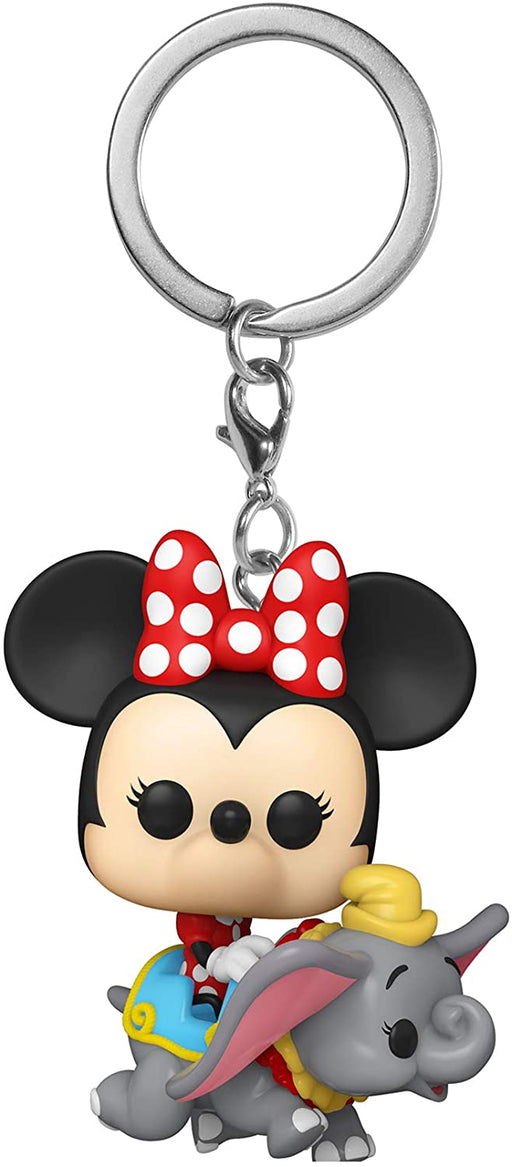 Funko Pop! Keychain: Disney 65th - Flying Dumbo Ride with Minnie