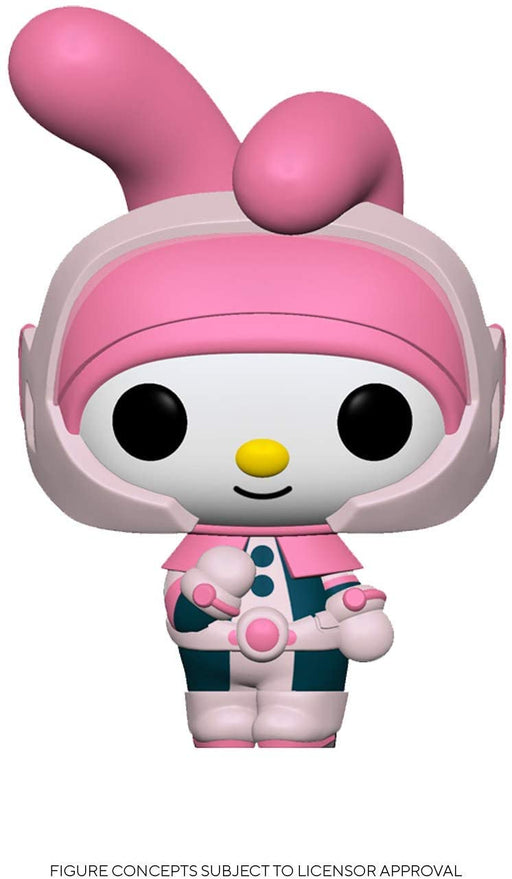 Funko Pop! Animation: Sanrio/My Hero Academia - MY MELODY OCHACO Vinyl Figure #794