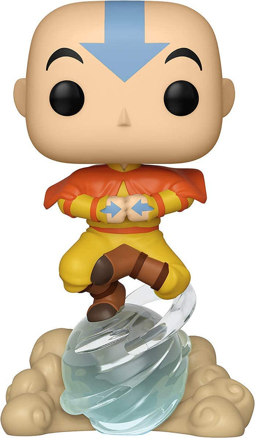 Funko Pop! Animation: Avatar The Last Airbender - Aang on Airscooter #541
