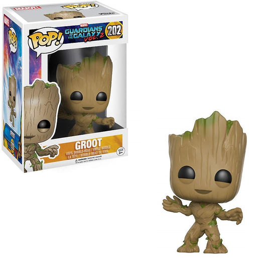 Funko POP Movies: Guardians of The Galaxy 2 Toddler Groot Toy Vinyl Figure