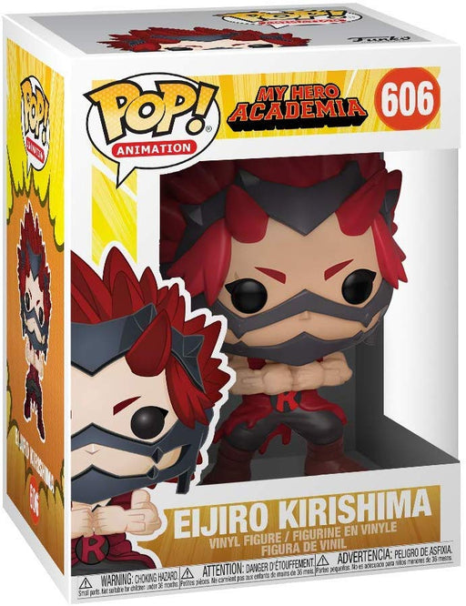 Funko Pop! Animation: My Hero Academia - Kirishima Vinyl Figure