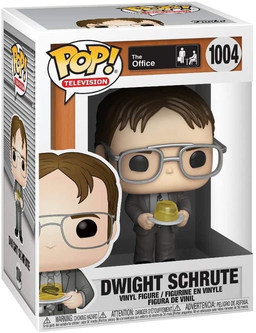 Funko Pop Television The Office: Dwight Schrute Vinyl Figure