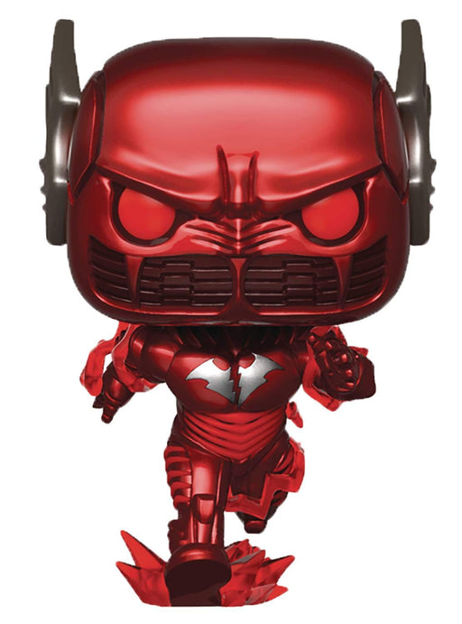 Pop Heroes Batman Red Death (PX Previews Exclusive) Funko Pop! Vinyl Figure DC Comics Dark Nights Metal #283