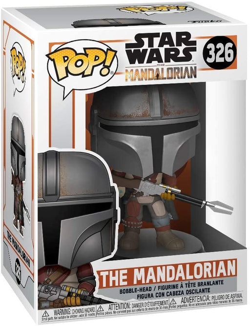 Funko Pop! The Mandalorian Star Wars Vinyl Figure #326