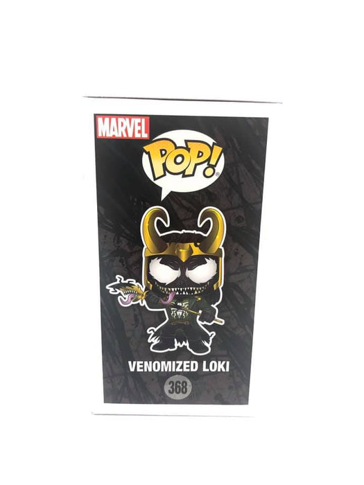 Funko Pop Marvel Venom Venomized Loki #368 Special Edition