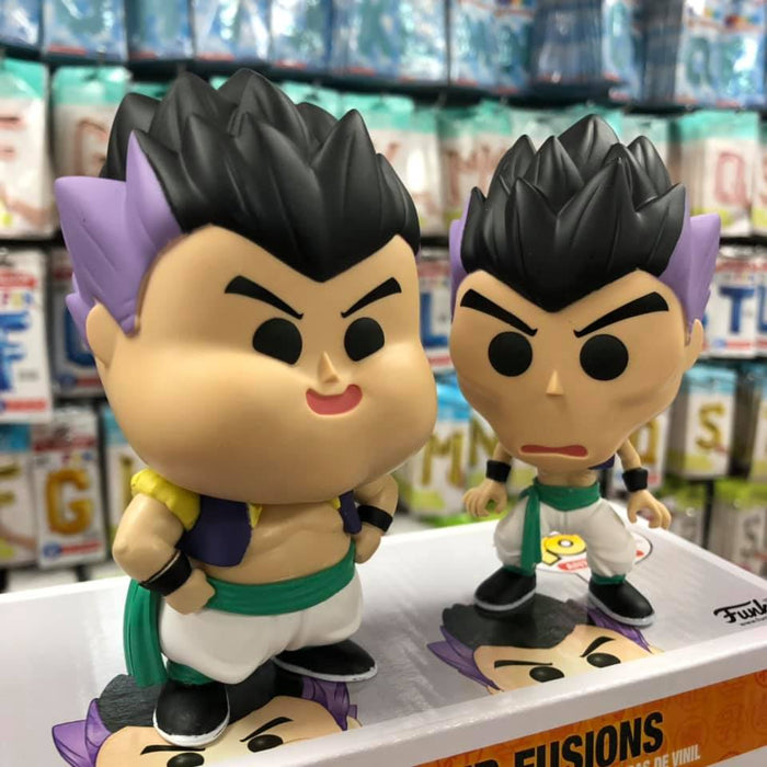 Funko Pop! 2 Pack Dragon Ball Z- Failed Fusions Gotenks BoxLunch Exclusive with .5mm Protector