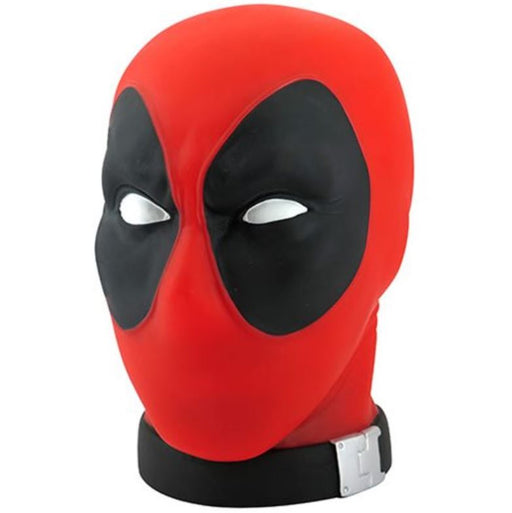 Bust Bank - Deadpool Head PVC Bank