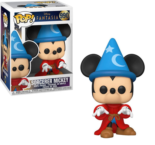 Funko Pop! Disney: Fantasia 80th Anniversary - Sorcerer Mickey Vinyl Figure