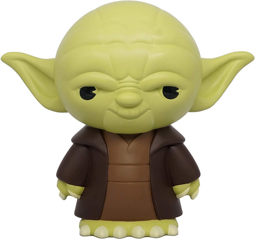 "Star Wars Yoda 10"" Coin/Bust Bank Christmas Birthday Gift"
