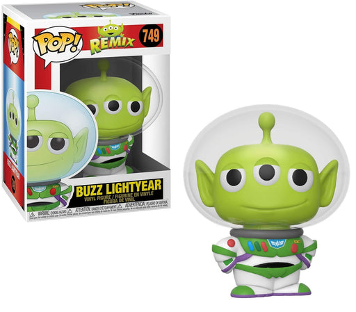 Funko Pop! Disney: Pixar Alien Remix - Buzz Lightyear Vinyl Figure #749