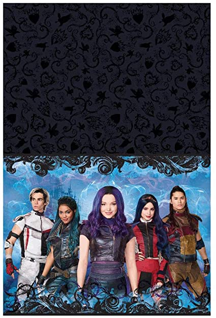 Descendants 3 Table Cover
