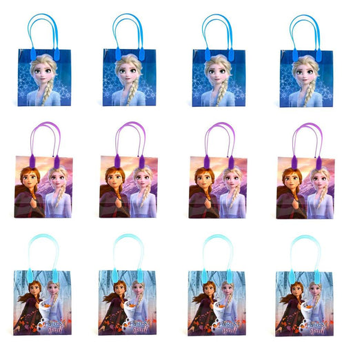 Frozen 2 Favor Bags 12ct