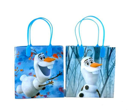 Frozen 2 Olaf Favor Bags 12ct
