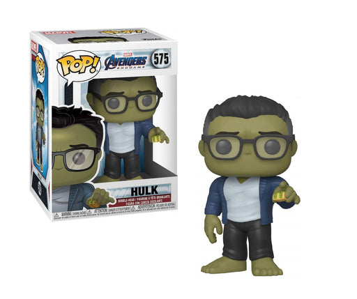 Funko Pop! Marvel: Avengers Endgame - Hulk with Taco Vinyl Figure