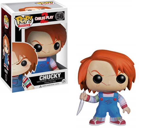 Funko POP Horror Movies: Chucky Vinyl Figure