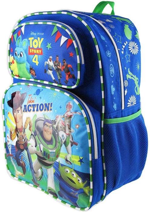 "Toy Story 4: 16"" Backpack"