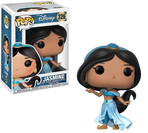 Funko Pop Disney: Aladdin - Jasmine (New) Collectible Vinyl Figure #326