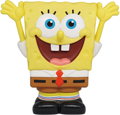 Bust Bank - SpongeBob Squarepants Figural PVC Bank