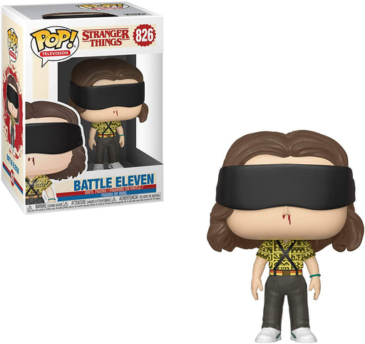 Funko Pop! Television: Stranger Things  - Battle Eleven #826 Vinyl Figure