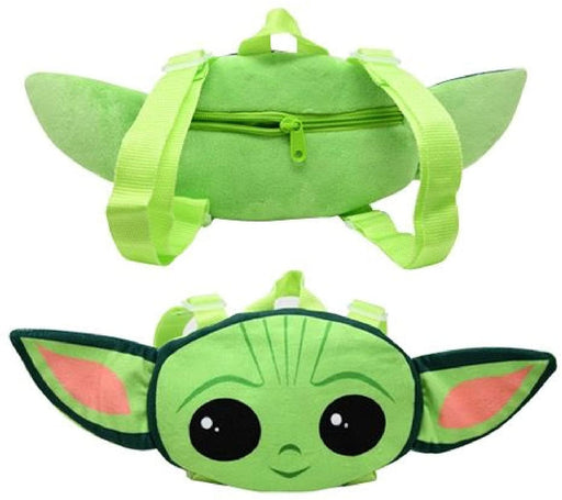 "Star Wars: The Mandalorian - ""The Child"" Baby Yoda 3D Plush Backpack (SMALL)"