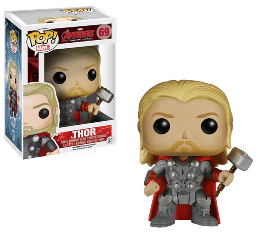 FUNKO POP! Marvel Avengers Age of Ultron- THOR Vinyl Figure #69