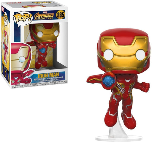 Funko POP! Marvel: Avengers - Infinity War Iron Man Vinyl Figure #285