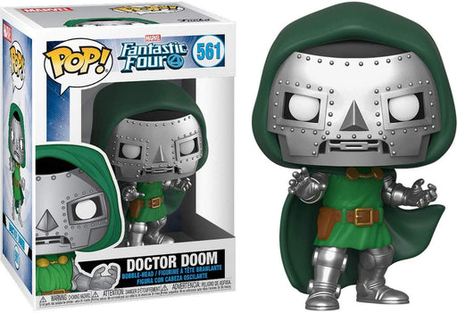 Funko Pop! Marvel: Fantastic Four - Doctor Doom Vinyl Figure