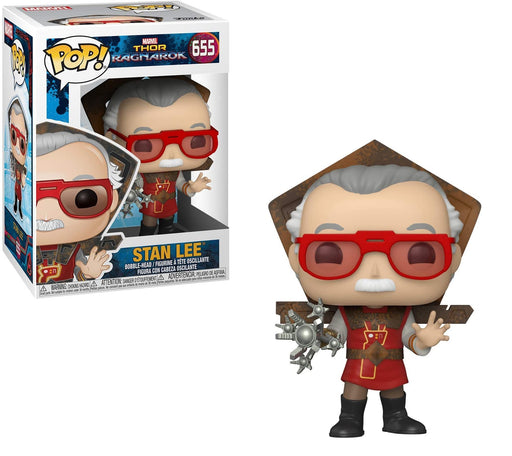Funko Pop! Icons: Stan Lee - Stan Lee in Ragnarok Outfit Vinyl Figure #655