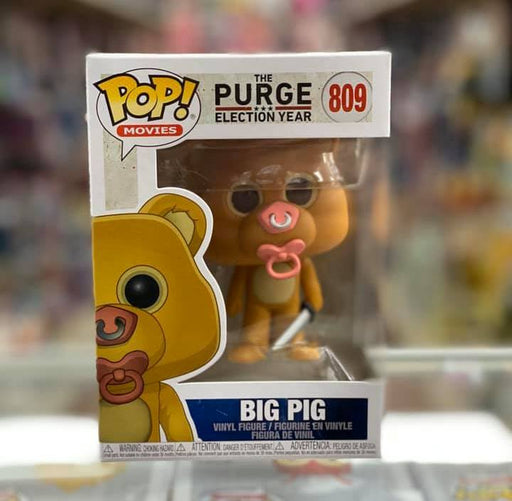 Funko Pop! Movies The PURGE Election Year Big Pig #809 Vinyl Figure