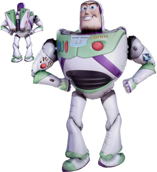 "62"" Tall Giant Gliding Airwalker Buzz Lightyear Balloon - Toy Story 4"