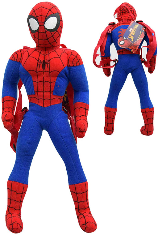 Marvel: Spider-Man 3D Plush Backpack 20""
