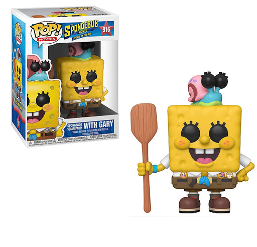 Funko Pop! Animation: Spongebob Movie - Spongebob in Camping Gear