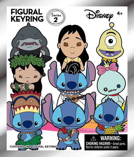 Disney: Lilo & Stitch - 3D Figural Keyring Blind Bag