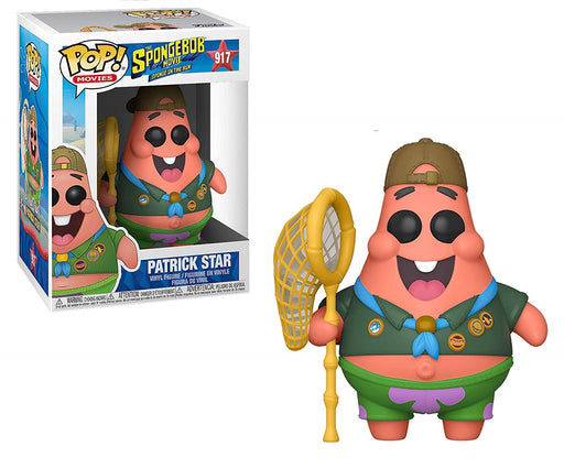 Funko Pop! Animation: Spongebob Movie - Patrick in Camping Gear