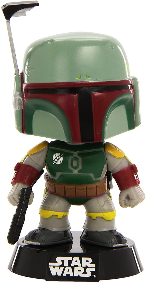 Funko Pop Star Wars™: Series 2 - Boba Fett™ Vinyl Bobble-Head #08