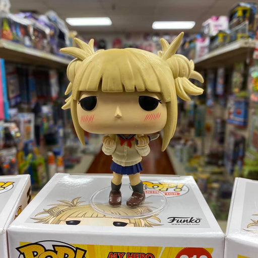 DAMAGE BOX! My Hero Academia POP! Vinyl Figure - Himiko Toga Special Edition Sticker