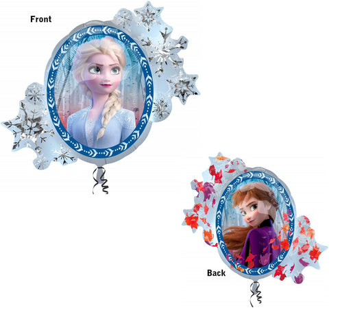 Frozen 2: Supershape Balloons - Foil Giant Balloons