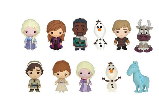 Disney: Frozen 2 - 3D Figural Keyring Blind Bag