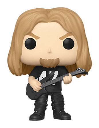 Funko Pop! Slayer -Jeff Hanneman Vinyl Figure #155