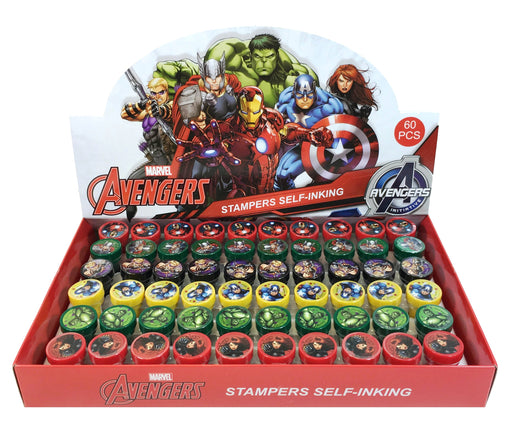 Marvel Avengers Stampers Party Favors