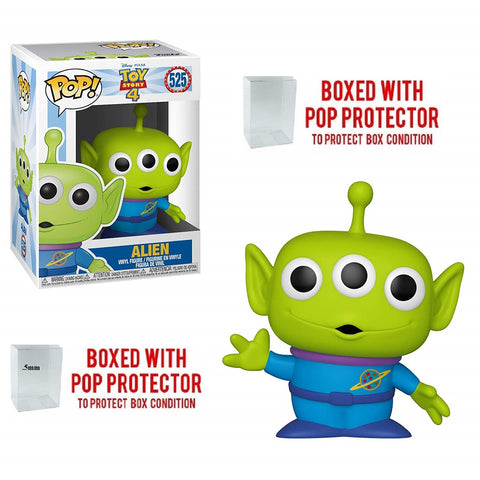 Funko Pop Disney Toy Story 4 : Alien #525 Vinyl Figure