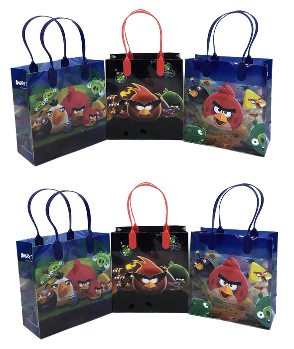 Angry Birds Goodie bags Goody Bags Gift Bags Party Favor Bags