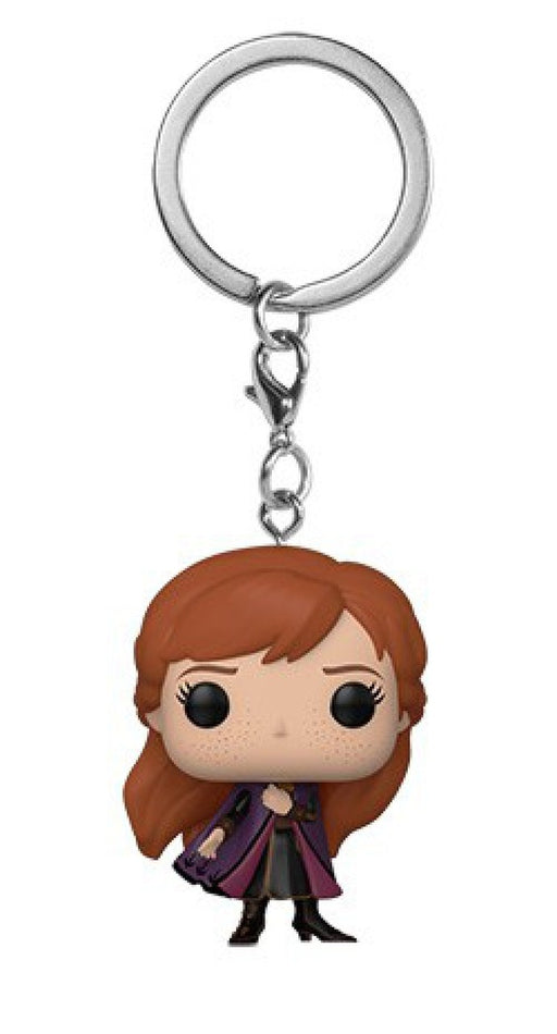 Pocket POP! Keychain: Frozen 2 - Anna Vinyl Figure Keychain