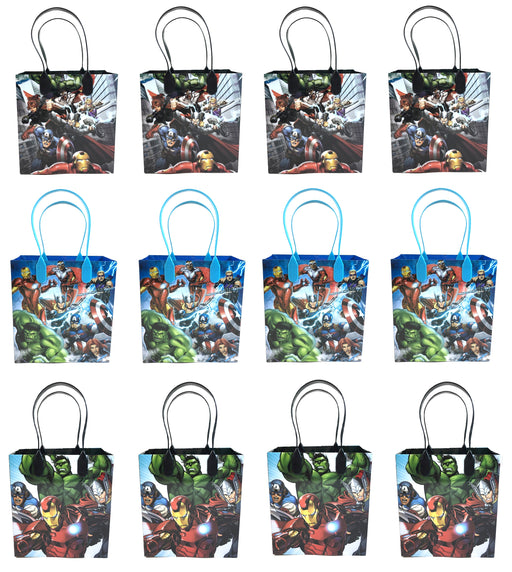 Marvel Avengers Goody Bags Party Favor Gift Bags