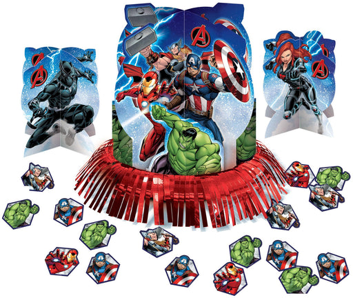 Avengers Epic Birthday Party Table Decoration Kit
