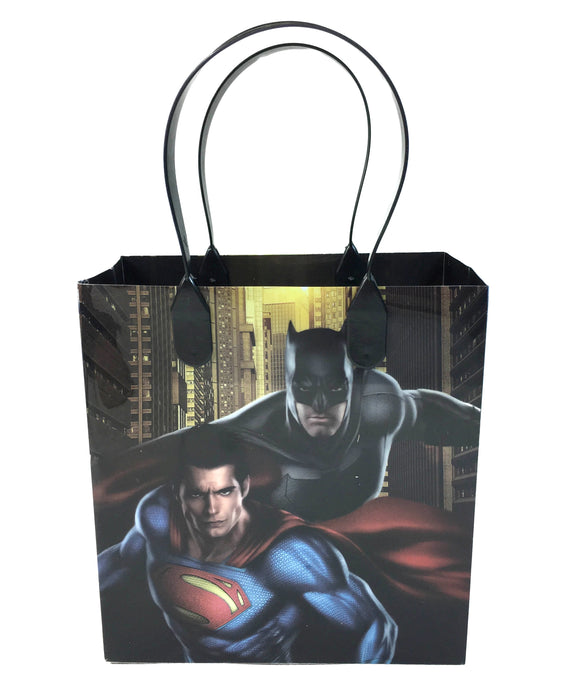 Batman v Superman Goody Bags Party Favor Gift Bags