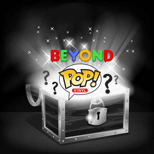 Beyond Mystery Box UNLOCKED! Black Diamond Edition [Only 60 Boxes Available - LIMIT 3 PER CUSTOMER]
