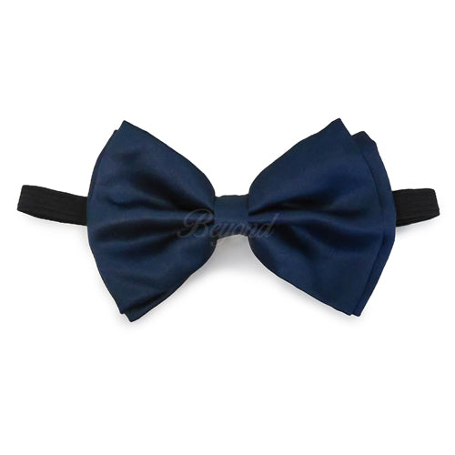 Navy Blue Bow Tie