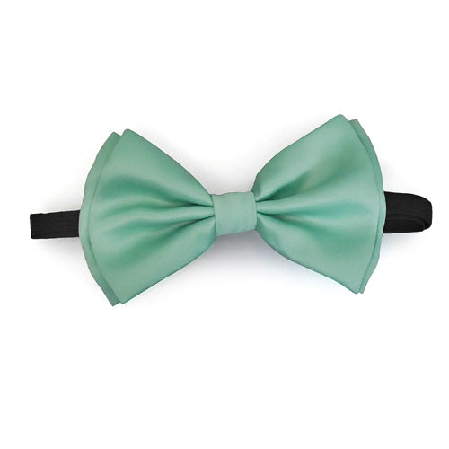 Mint Green Teal Bow Tie