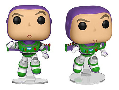 Funko Pop Disney Toy Story 4 : Buzz Lightyear #523 Vinyl Figure